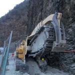 VERMER T755 - scavo in spazi ridotti